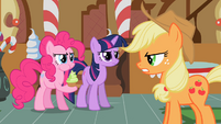 Twilight, Pinkie & Applejack S2E8