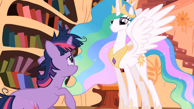"File:Twilight Sparkle ""I'm tardy"" S2E03.png"