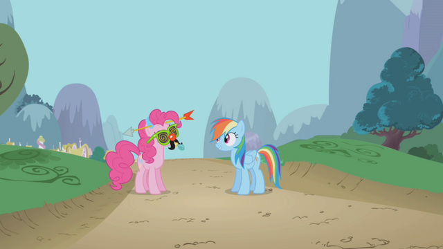 File:Rainbow Dash introduces Pinkie Pie S1E05.png
