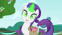 "Rarity ""one more little thing"" S4E23"
