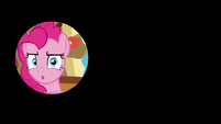 Pinkie shakes her head at the fourth wall S5E19