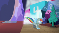 Rainbow Dash becomes a thief S6E17