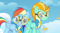 Rainbow Dash little guilt S3E7