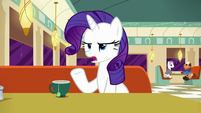 "Rarity ""Foals today listen to their..."" S6E9"