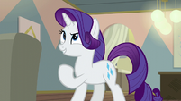 "Rarity ""the best food in the city!"" S6E12"