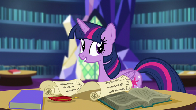 File:Twilight returning to her desk S6E1.png