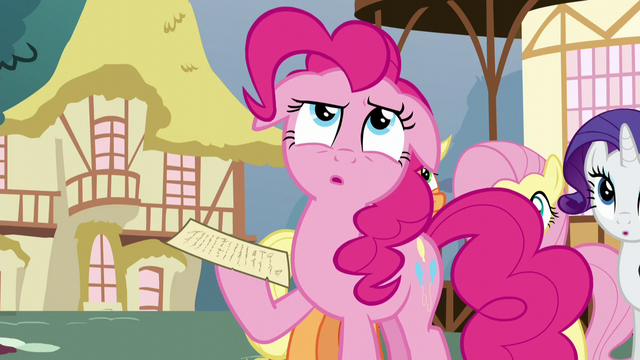 File:Pinkie Pie ponders the clue S5E19.png