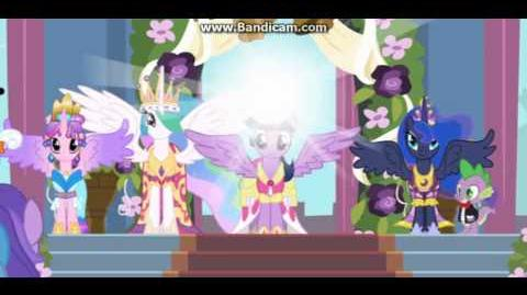 Princess Twilight Sparkle (Norwegian)