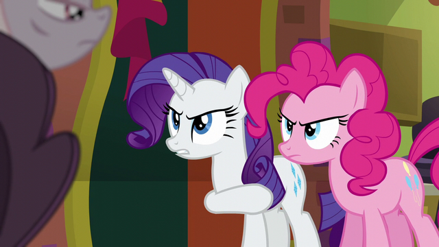"File:Rarity ""tell these ponies what to think"" S6E12.png"