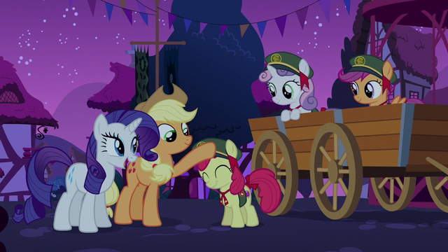 """File:Rarity """"took the words right out of my mouth"""" S6E15.png"""