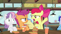 "Apple Bloom ""And this"" S4E15"