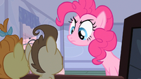 Pinkie Pie fall asleep S2E13