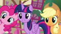 "Twilight ""it's actually really brilliant"" S4E21"