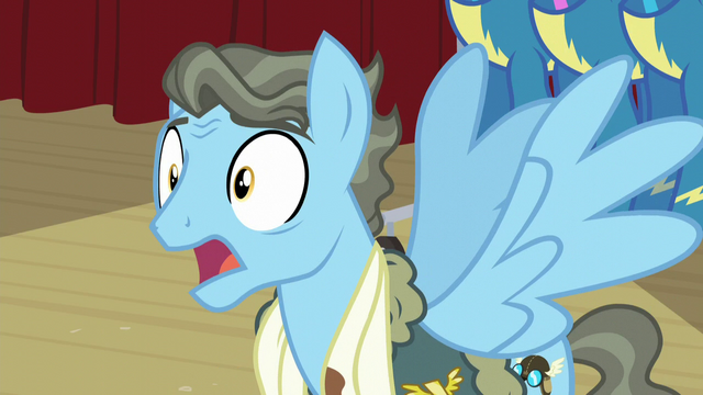 "File:Wind Rider ""I'm one of the greatest Wonderbolts there ever was!"" S5E15.png"