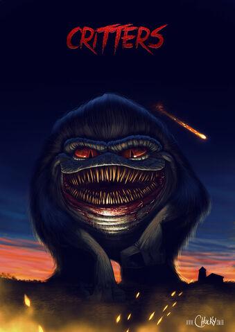 File:Critters poster by fubango-d68g7yb.jpg