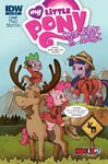 My Little Pony Issue 10 Fan Expo Canada Exclusive
