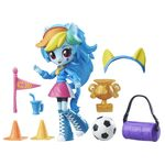 Equestria Girls Minis Rainbow Dash School Pep Rally Set