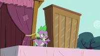 "Spike ""entertain you"" S5E11"