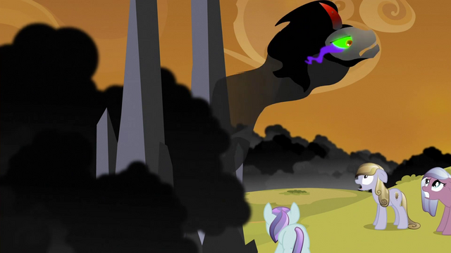 File:King Sombra rushing to Spike S3E2.png