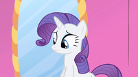 Rarity cape had S1E20