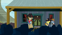 """Silverstar """"we had an incident this morning"""" S5E6"""