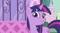 "Twilight Sparkle ""Bothering you"" S2E03"