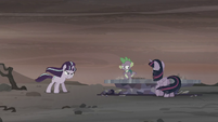 "Twilight Sparkle ""The future"" S5E26"