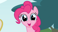 Pinkie Pie happy S4E09