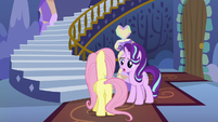 """Starlight Glimmer """"obviously I wanted you to"""" S6E21"""
