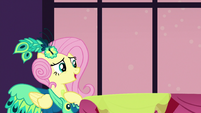 "Fluttershy ""sounds like you two are so close"" S5E7"