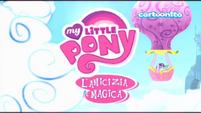 Italian Show Logo - Season 1