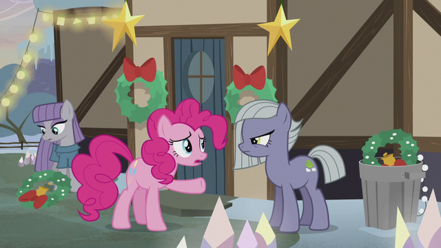 "File:Pinkie Pie ""you didn't have to ask them to leave!"" S5E20.png"