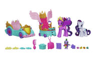 Princess Celebration Cars Set