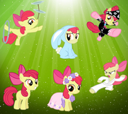 FANMADE Apple Bloom2