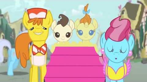 My Little Pony - Pinkie the Party Planner (Serbian, Mini) HD
