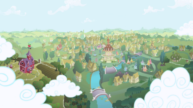 File:Ponyville in the opening theme.png