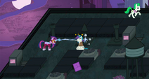 Power Ponies Go - Matter-Horn gameplay 1