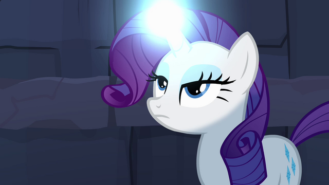 "File:Rarity ""can only imagine"" S4E03.png"