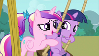 Princess Cadance anything but S2E25