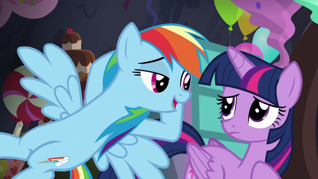 File:Rainbow claims Pinkie may be more organized than Twilight S5E11.png
