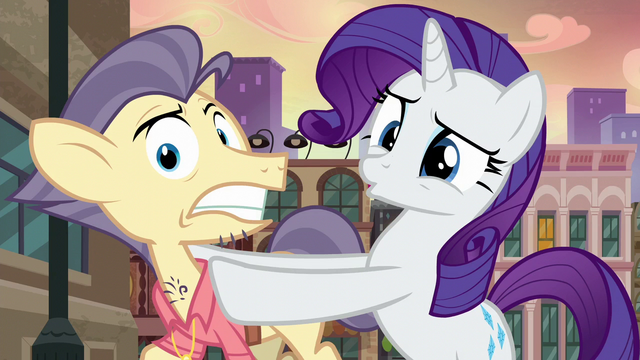 "File:Rarity dramatic ""oh, no!"" S6E3.png"