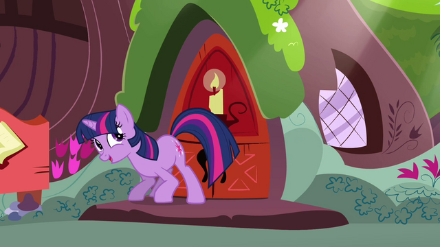 File:Twilight grinning towards her door S3E13.png