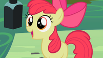 Apple Bloom 'we won't even be' S2E06