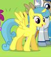 Lemon Hearts alicorn ID S4E10