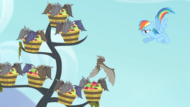 File:Rainbow preventing a bat from flying away S4E07.png