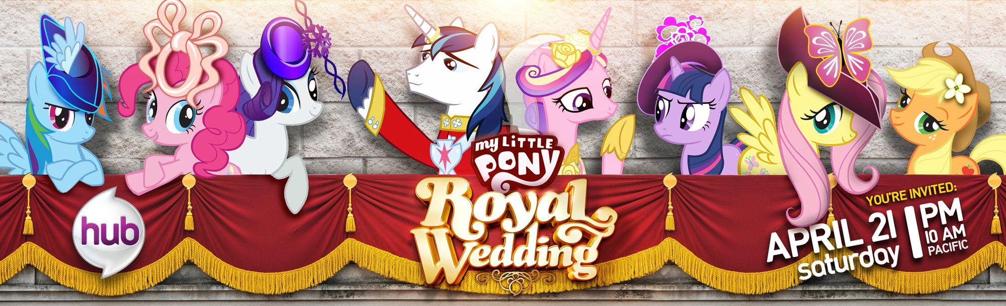 Royal Wedding Hub Promo Poster Jpg