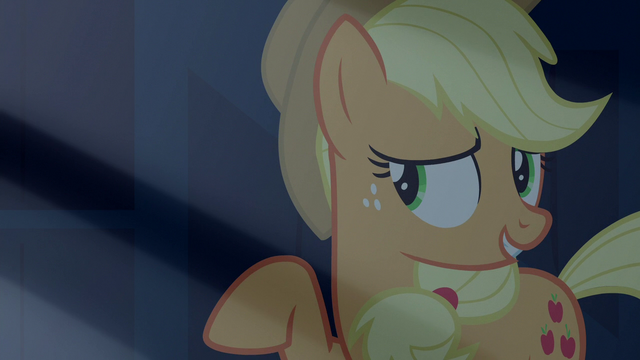 "File:Applejack ""that's turnin' the whole town into"" S6E15.png"