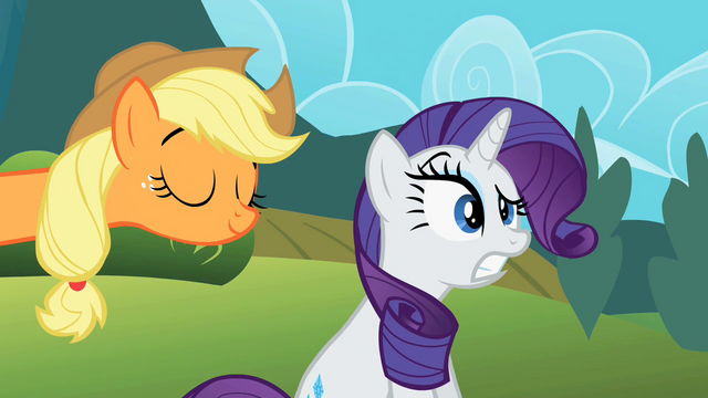 File:Applejack being witty S2E2.png