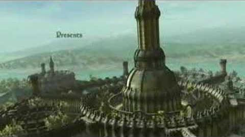 The Elder Scrolls IV Oblivion Intro