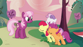 CMC acting suspiciously sweet S2E17.png